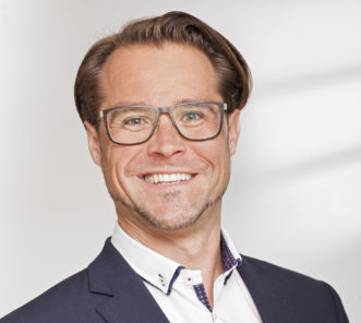 Heimleiter Joachim Schwarzwälder